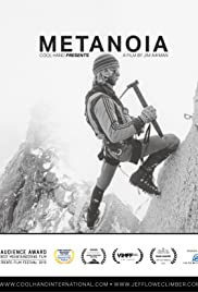 Jeff Lowe's Metanoia Poster
