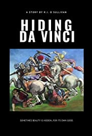 Hiding Da Vinci Poster