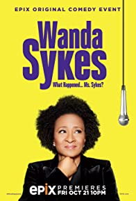 Primary photo for Wanda Sykes: What Happened... Ms. Sykes?