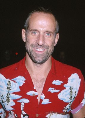 Peter Stormare at an event for Chocolat (2000)