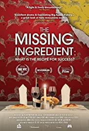 The Missing Ingredient: What is the Recipe for Success? Poster