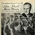 June Clyde and Jack Hylton in She Shall Have Music (1935)