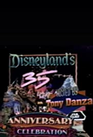 Disneyland's 35th Anniversary Special Poster