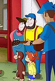 Monkey Hoedown/Curious George Clowns Around Poster