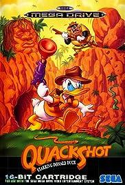 QuackShot Poster