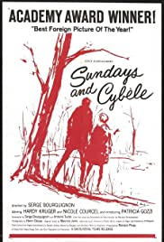 Sundays and Cybèle (1962) Poster - Movie Forum, Cast, Reviews