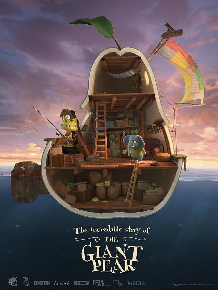 Mika & Sebastian: l'aventure de la poire géante (2017) Streaming vf