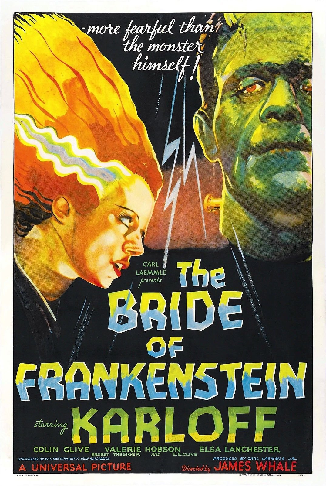 what is frankensteins brides name
