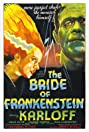 Bride of Frankenstein (1935) Poster