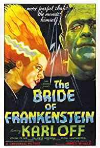 Primary photo for The Bride of Frankenstein