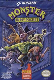 Monster in My Pocket Poster