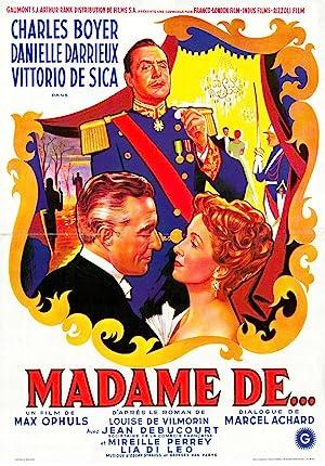 Where to stream The Earrings of Madame De...