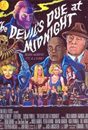 The Devil's Due at Midnight Poster