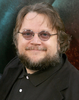 Guillermo del Toro at an event for Splice (2009)