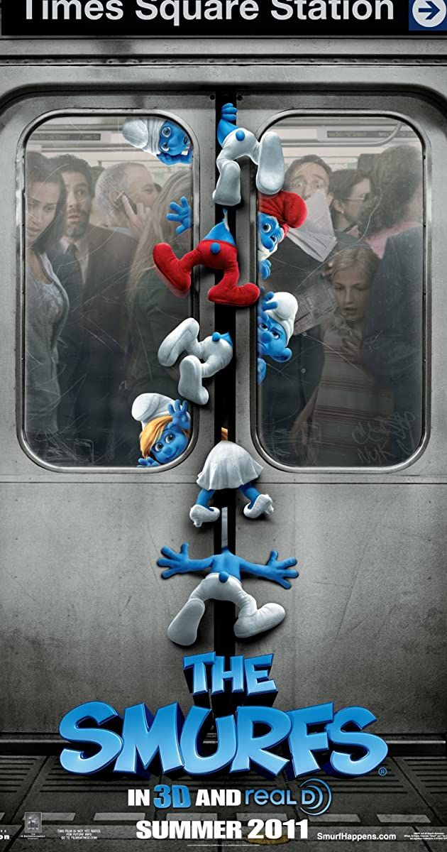 The Smurfs 2011 Full Cast Crew Imdb
