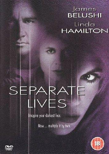 Linda Hamilton and Jim Belushi in Separate Lives (1995)