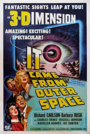 Where to stream It Came from Outer Space