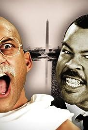 Gandhi vs Martin Luther King Jr. Poster