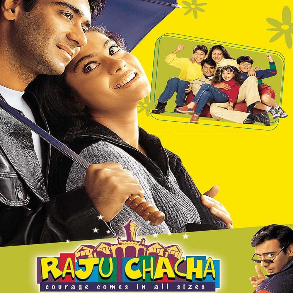 Raju Chacha (2000) Hindi 720p DVDRip 700MB