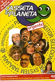 Casseta & Planeta Urgente Poster