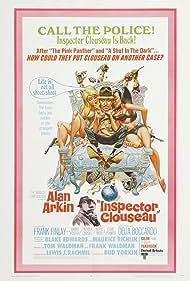 Alan Arkin in Inspector Clouseau (1968)