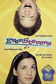 Christy Carlson Romano and Shia LaBeouf in Even Stevens (2000)