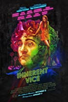 Inherent Vice (2014) Poster