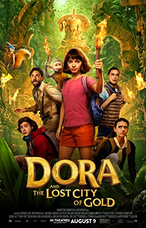 Permalink to Movie Dora and the Lost City of Gold (2019)