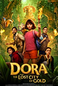 Primary photo for Dora and the Lost City of Gold