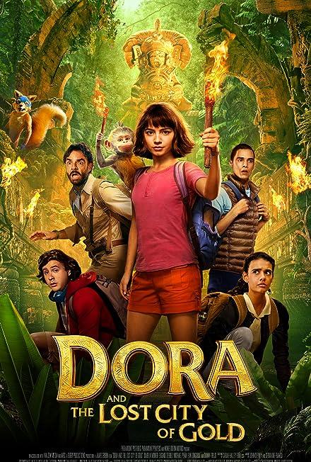 Film: Dora ve Kayıp Altın Şehri