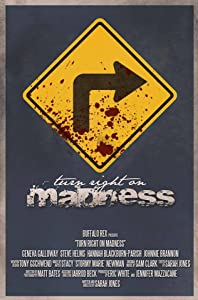 English movie clips free downloads Turn Right on Madness [480i]