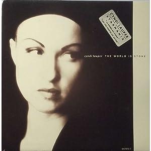 Cyndi Lauper The World Is Stone