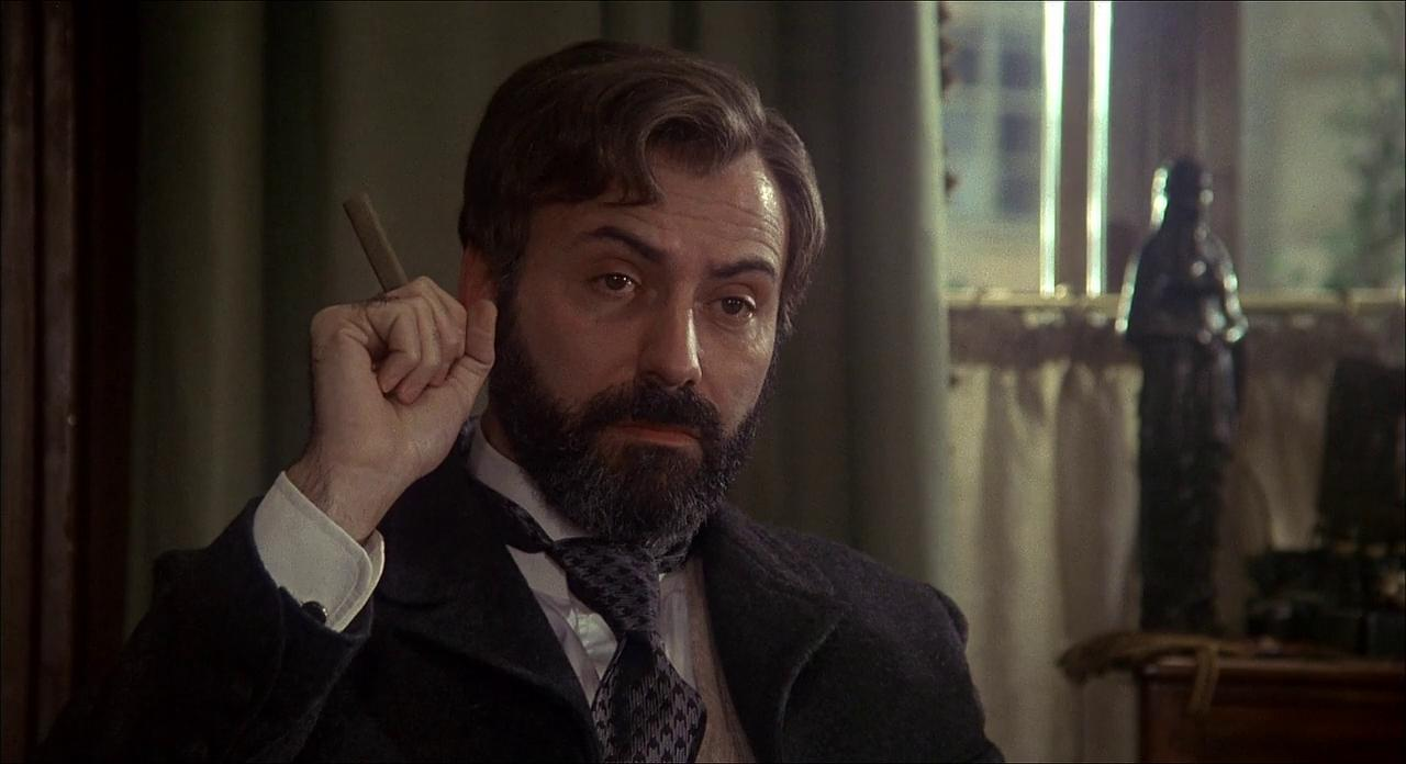 Alan Arkin in The Seven-Per-Cent Solution (1976)