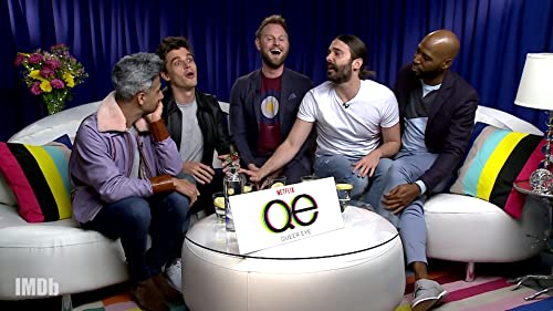 """Queer Eye"" Stars Reveal Their Personal Heroes From Movies and TV"