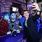 Tom Holland at an event for Onward (2020)