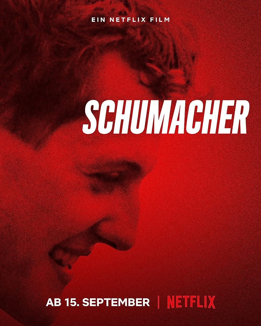Schumacher 2021 Hindi ORG Dual Audio 480p NF HDRip MSub 410MB Download