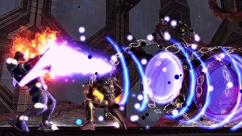 DC Universe Online: Ps4 Announce 3