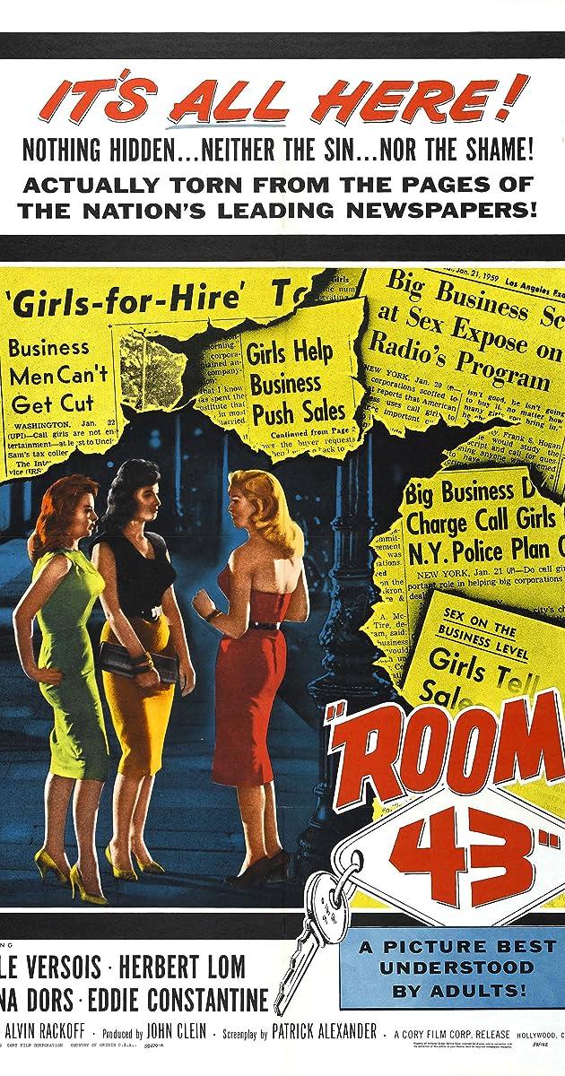 Room 43 (1958) Subtitles