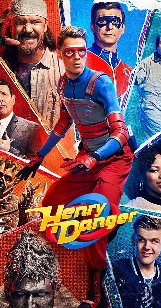 Henry Danger (TV Series 2014– ) - Full Cast & Crew - IMDb