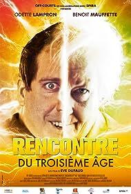 Samuel Prat, Louis Tremblay, Pauline Chabauty, Odette Lampron, Benjamin Ribolet, Yann Maritaud, Benoit Mauffette, Max Dufaud, and Émilie Moreault in Rencontre du Troisième Âge (2016)