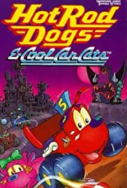 Hot Rod Dogs & Cool Car Cats Poster