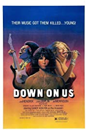 Down on Us Poster