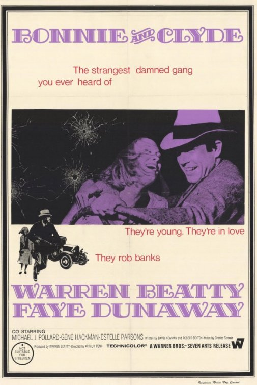 Bonnie and Clyde (1967) - IMDb