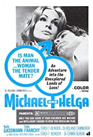Michael and Helga Poster