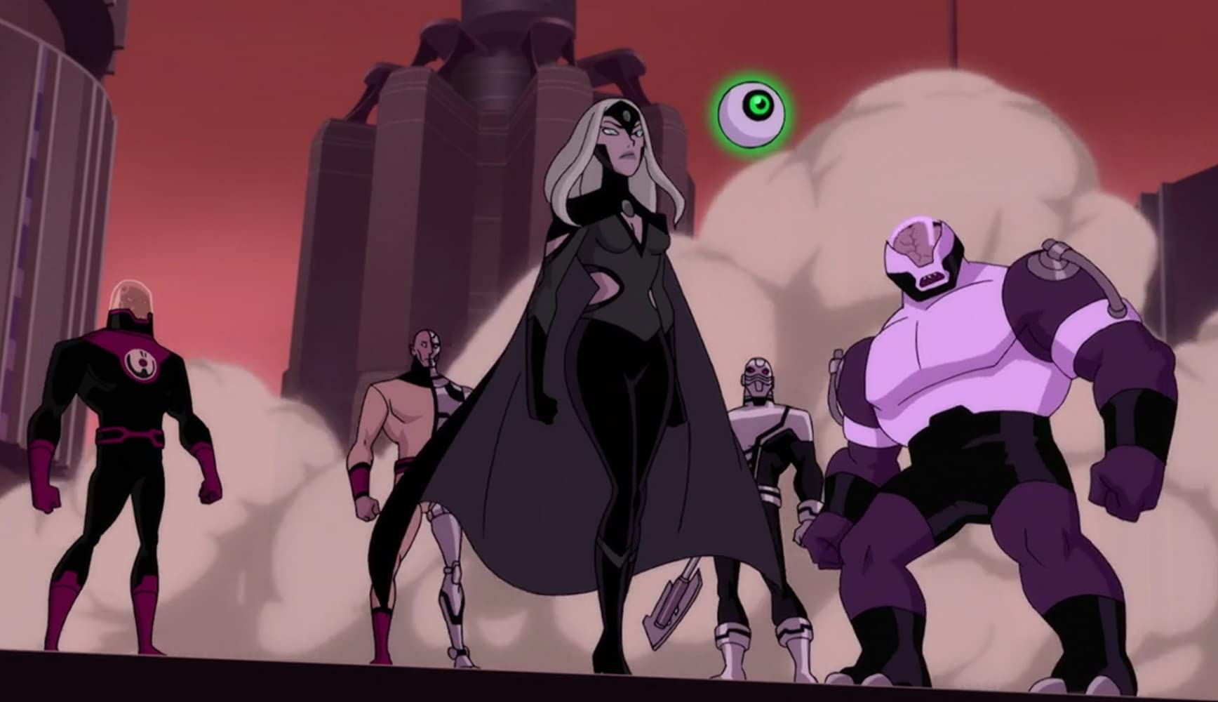 Justice League vs. the Fatal Five (2019)