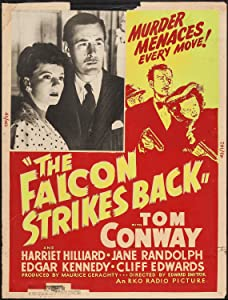 Full movie watching website The Falcon Strikes Back USA [2160p]