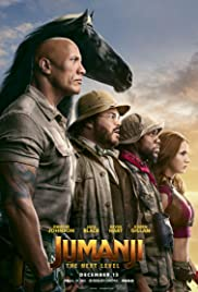 Jumanji - The Next Level Poster