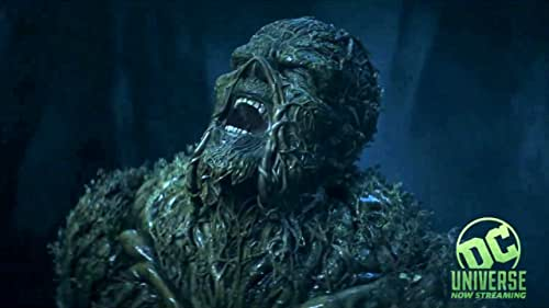 Swamp Thing: The Price You Pay