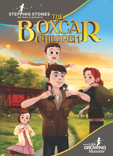 The Boxcar Children: Surprise Island Movie Poster