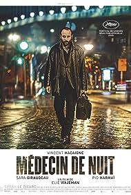 Vincent Macaigne in Médecin de nuit (2020)